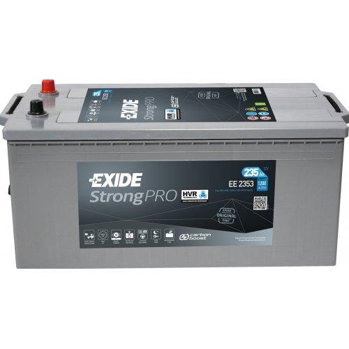 Akumuliatorius EXIDE 12V / 225Ah