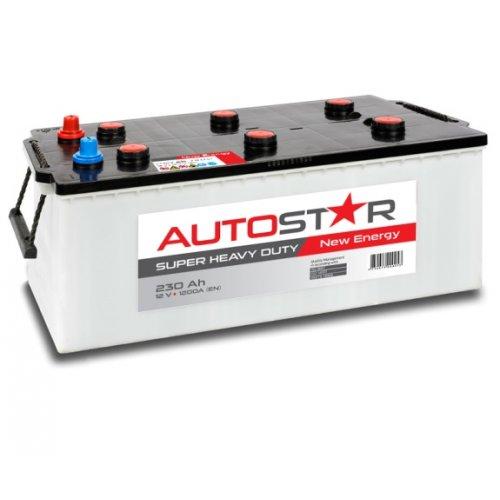 Akumuliatorius AUTO STAR 12V / 230Ah